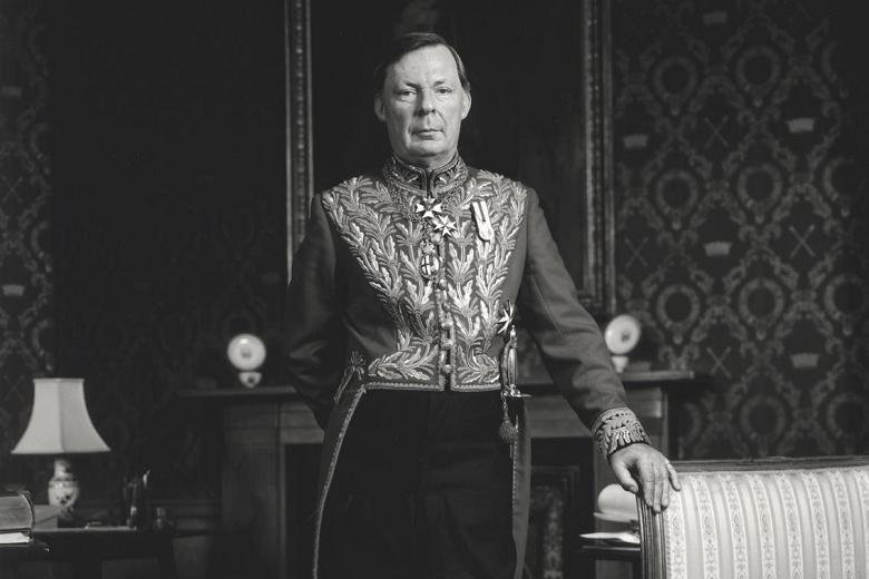 Sir Peter Gwynn-Jones